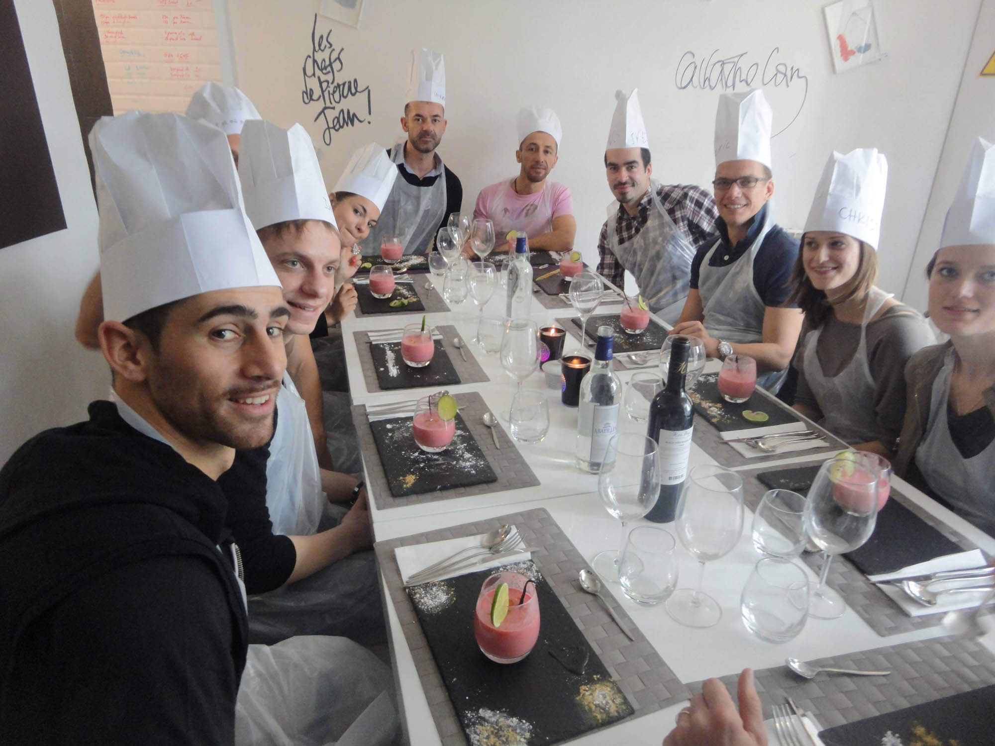 Stage de cuisine saine et plaisir pour apprendre manger - Stage de cuisine pour ado ...